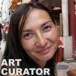 Barbara Stehle, Art Curator