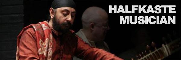 Deep Singh, master Tabla musician