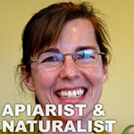 Laura Klahre, Apiarist, Naturalist, and Crusader for The Pollinators