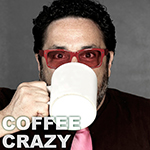 Robert Galinsky, author of 'Coffee Crazy', producer of 'Coffee: The Musical' (in development)