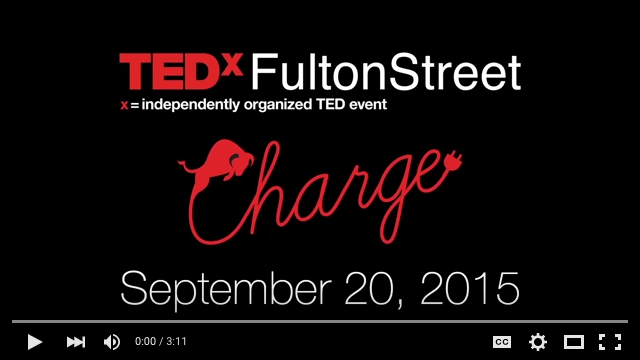 TEDxFultonStreet 2015 Teaser Video (3min)