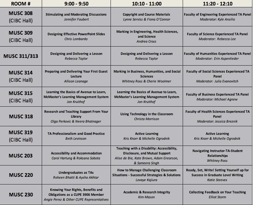 new tlf schedule
