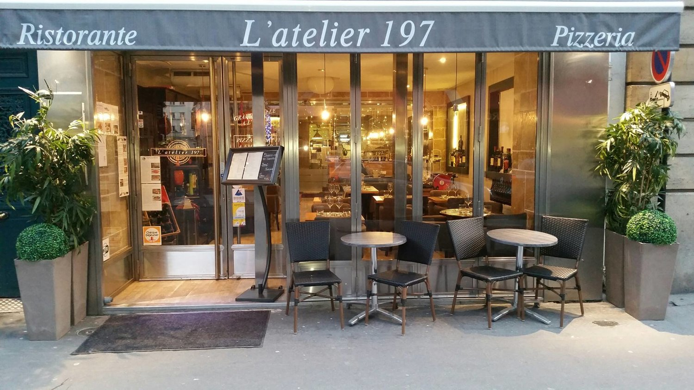Restaurant L'atelier 197