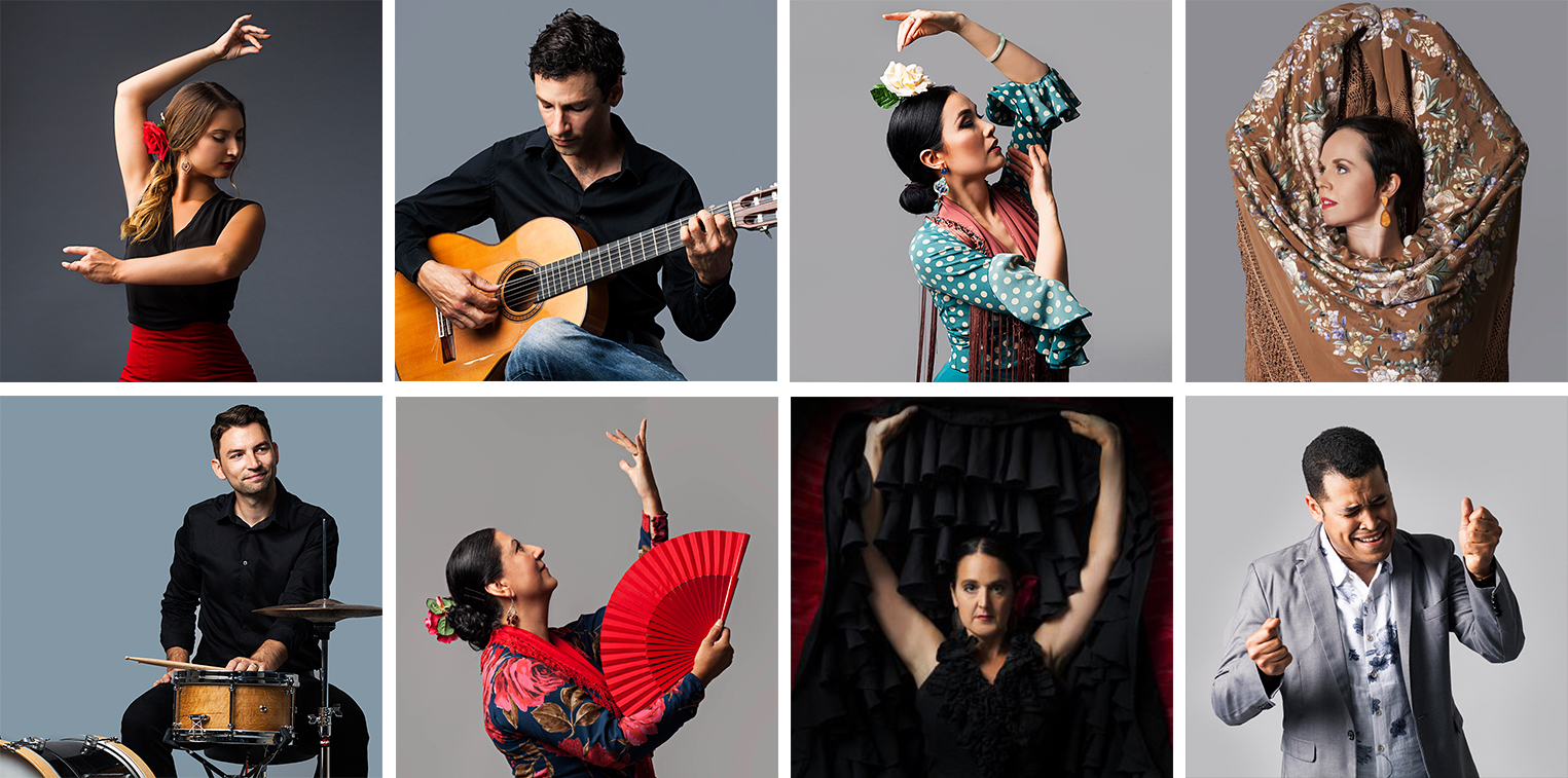 Caras de Flamenco Artists