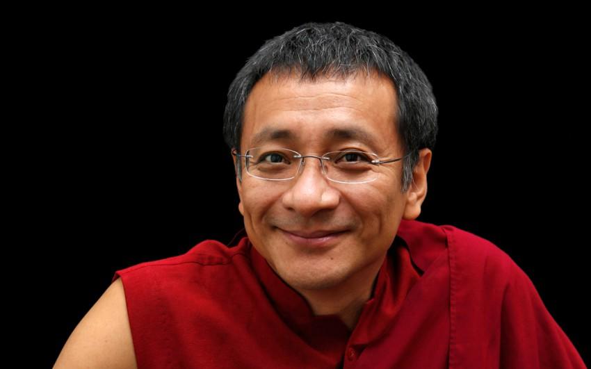 Der Dzogchen Pönlop Rinpoche / Foto (c) K. Brüggemann