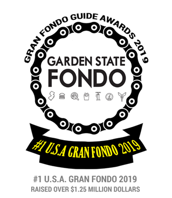 Rated #1 Gran Fondo in the USA