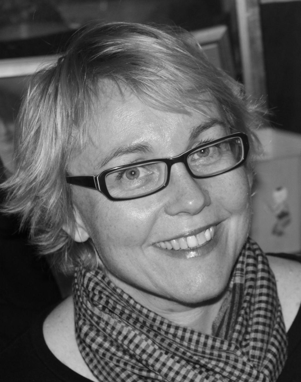 Headshot of Edwina Shaw