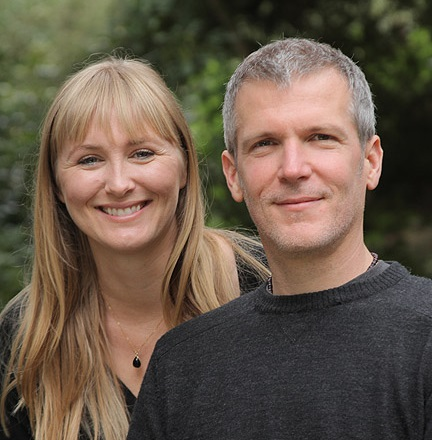 Headshot of Keeley and H. R.