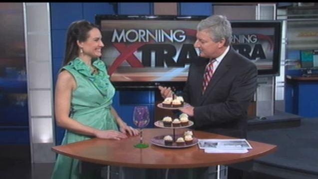 Our very own Terrah Kocher on Fox 19 News