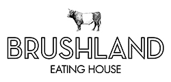 brushland eating house logo