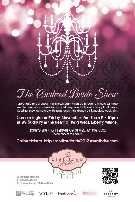 Civilized Bride Promo
