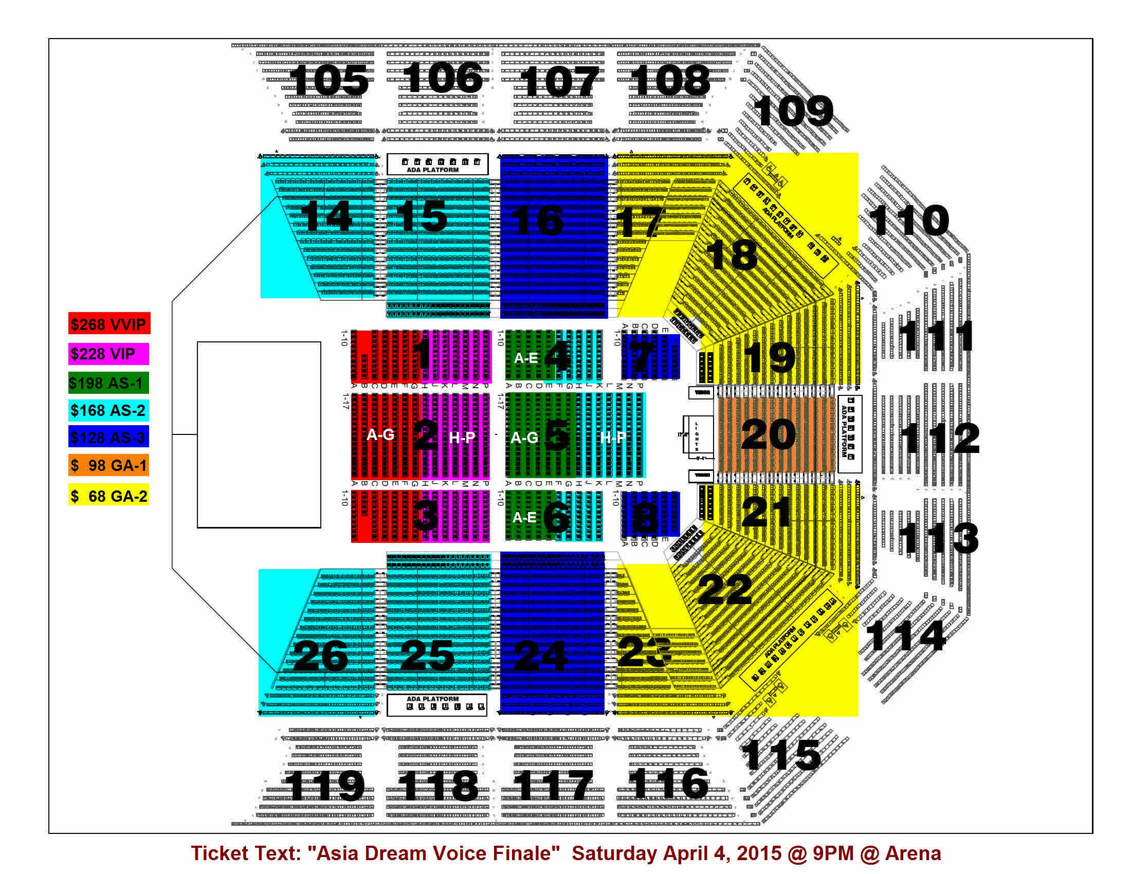 Mohegan Sun Arena Map Adriftskateshop