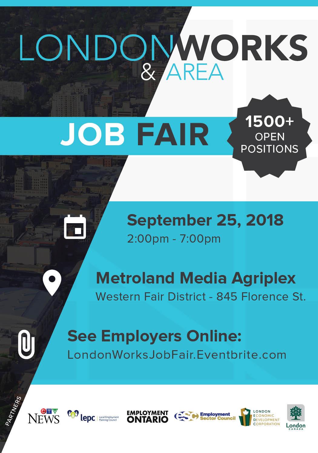 London and Area Works Job Fair
