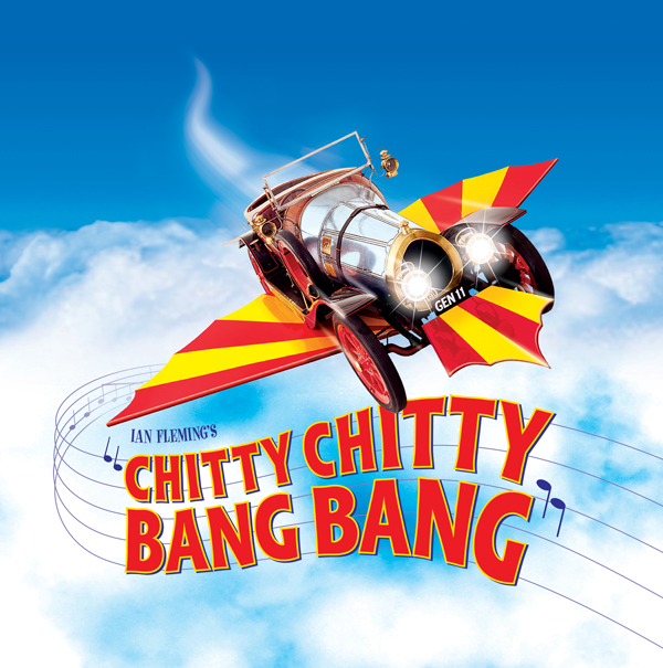 Chitty Chitty Bang Bang Logo