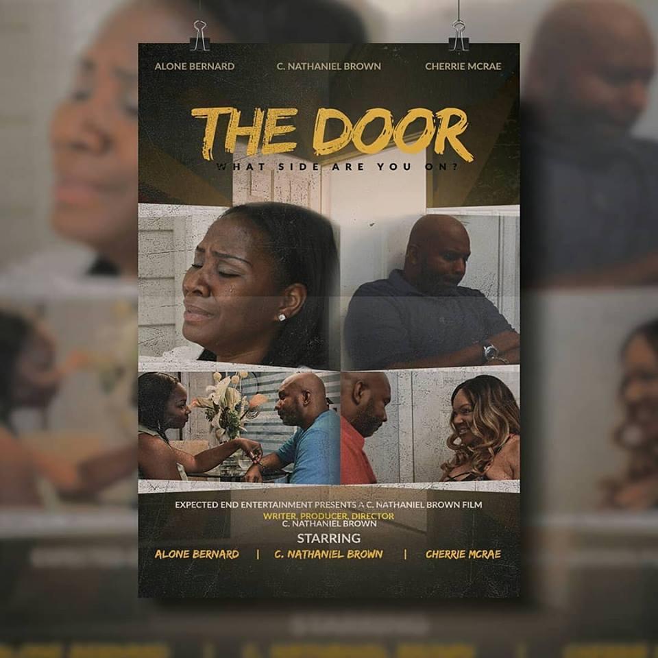 The Door Mockup