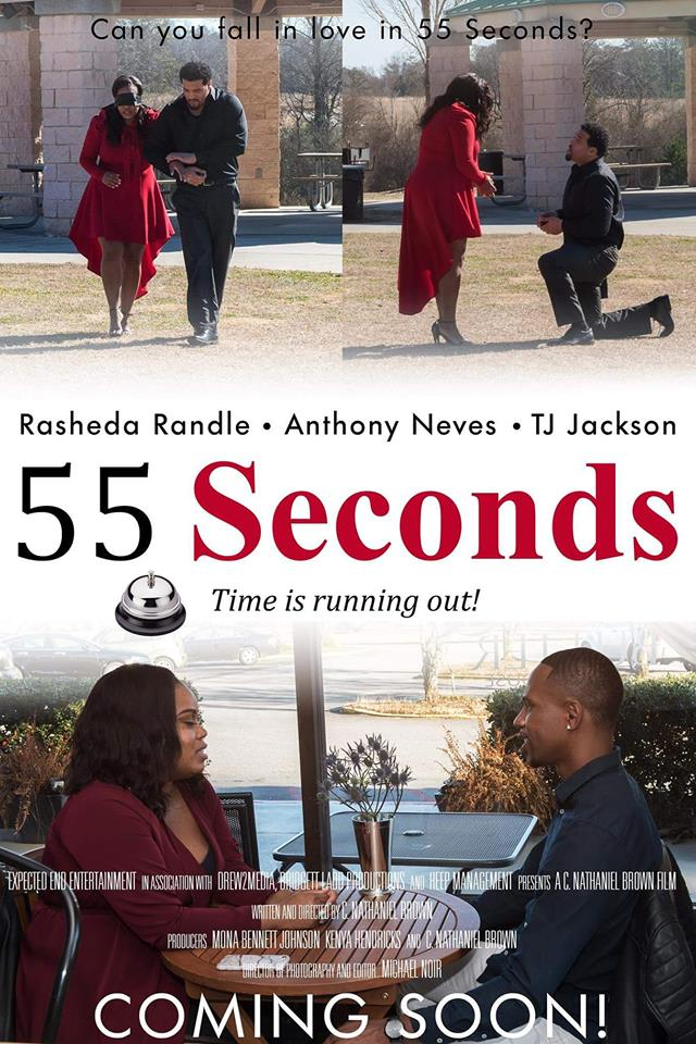 55 Seconds Poster