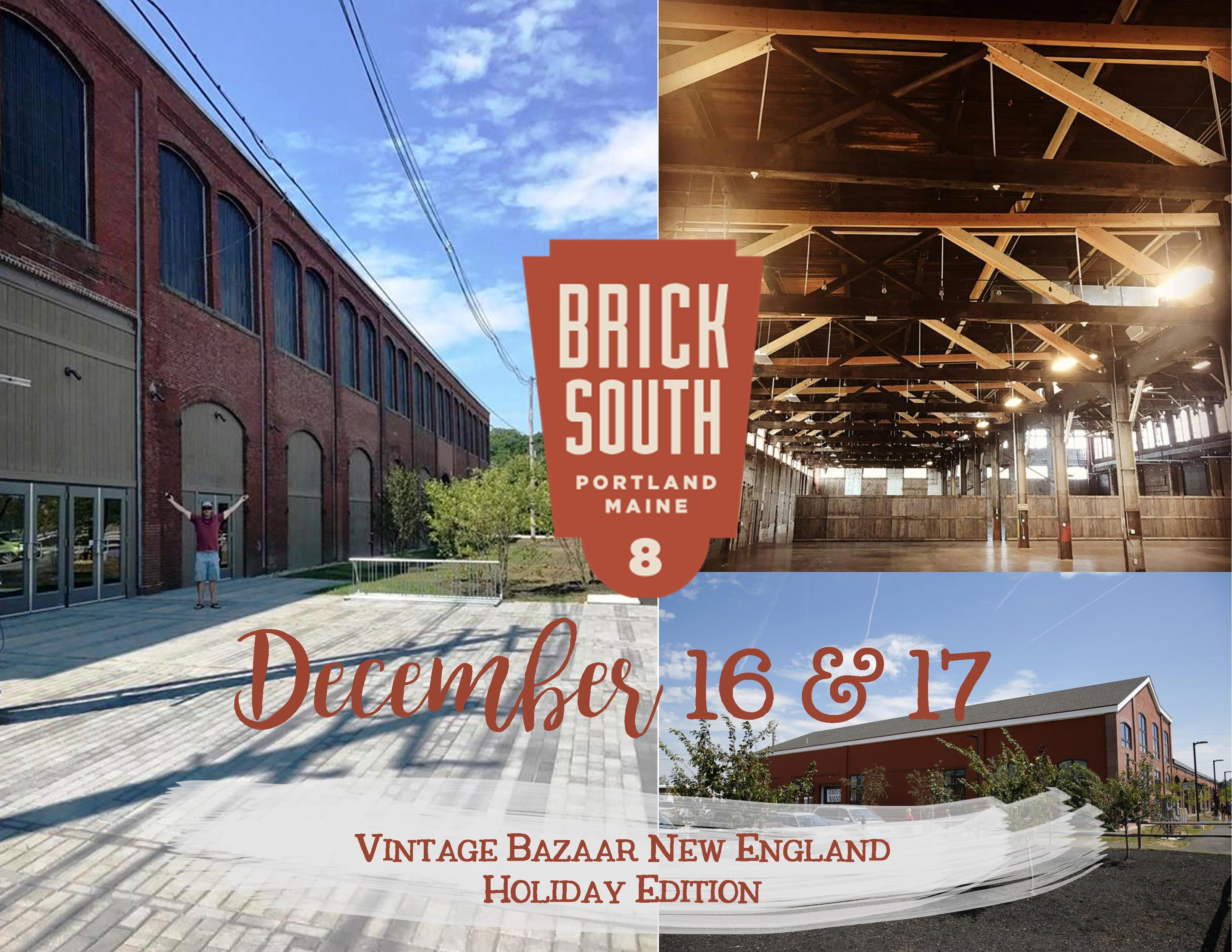 Vintage Bazaar New England - Holiday Edition Tickets, Sat, Dec 16 ...