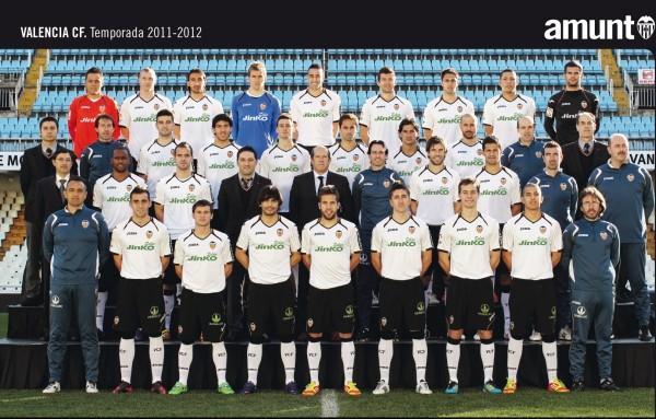 Hilo del Valencia C.F Valencia