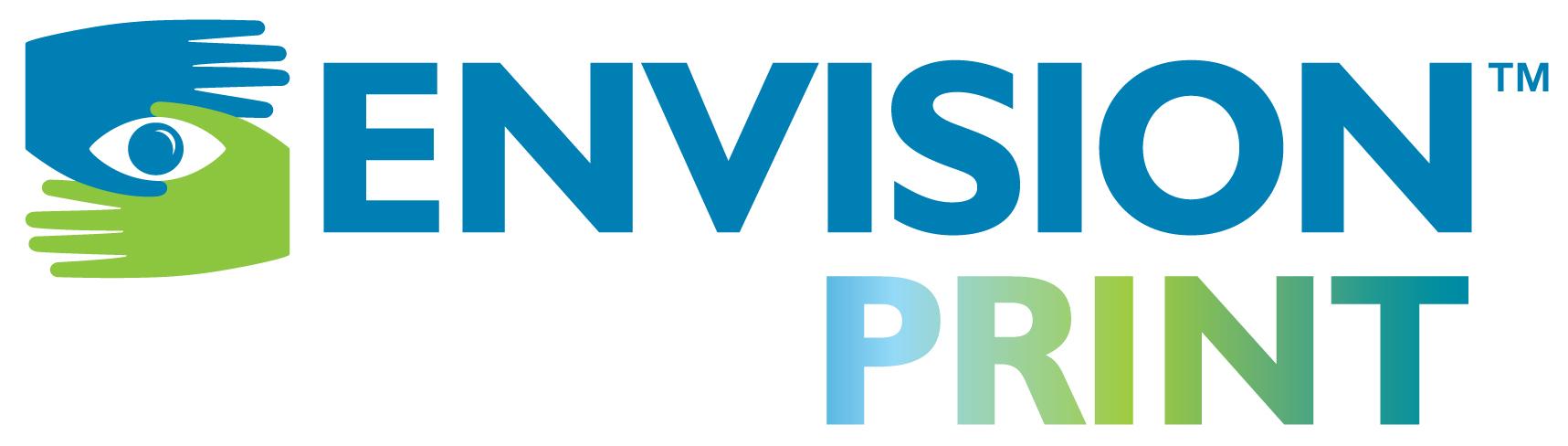 Envision Print logo