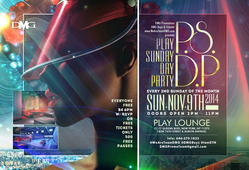 PLAY SUNDAY DAY PARTY