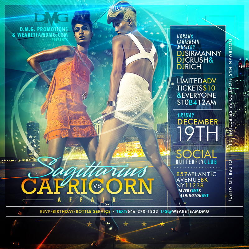 Sagittarius Vs Capricorn Affair
