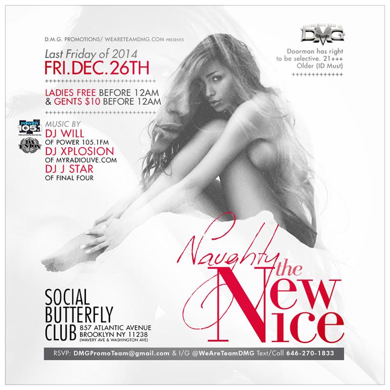 Naughty The New Nice