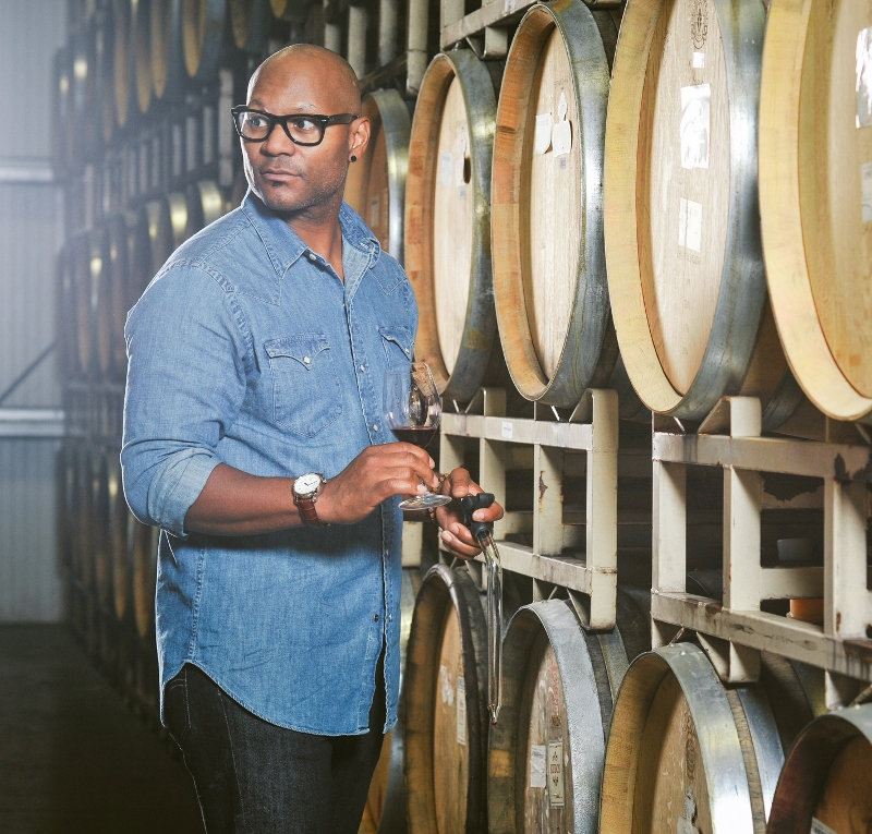 Mouton Noir Founder Andre Heuston Mack