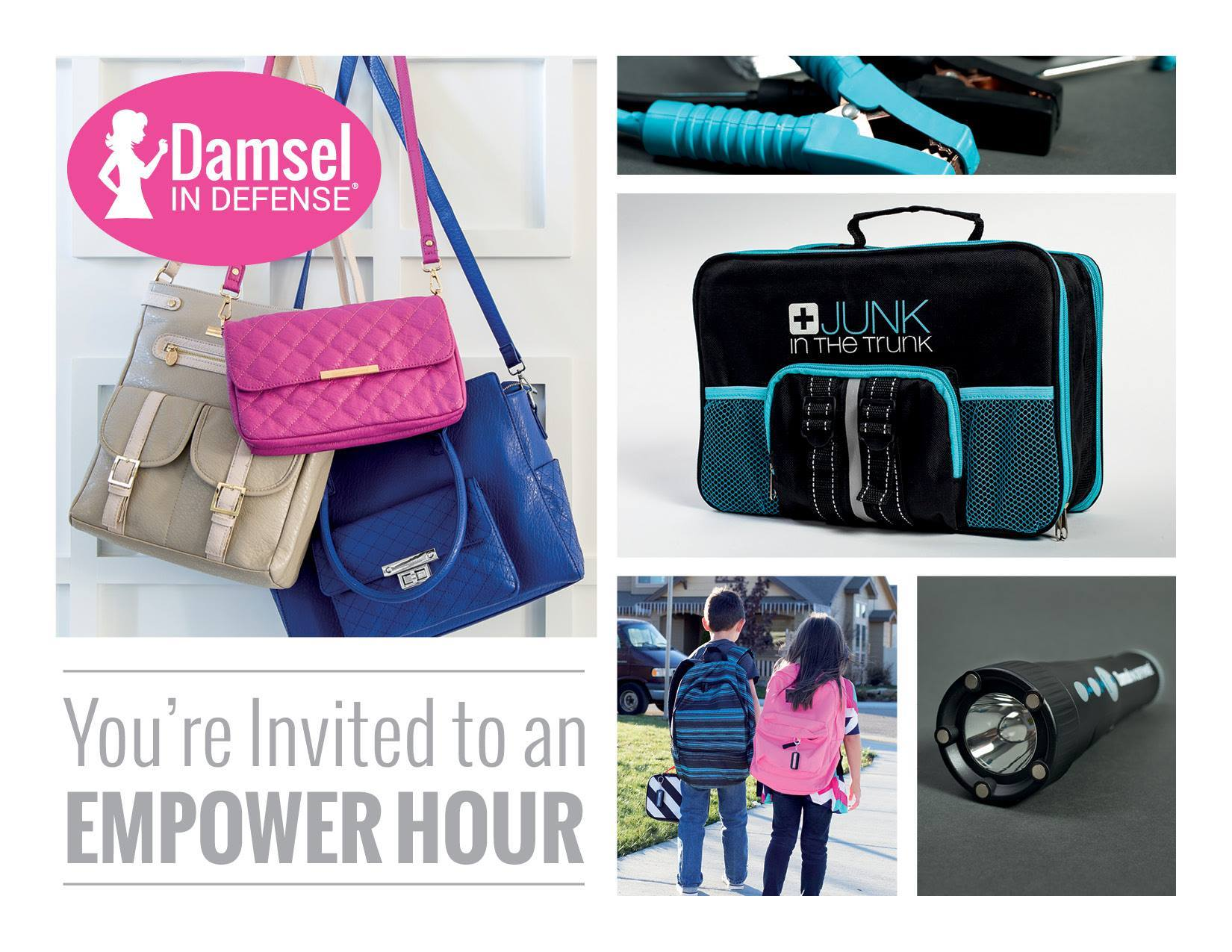 Damsel in Distress products