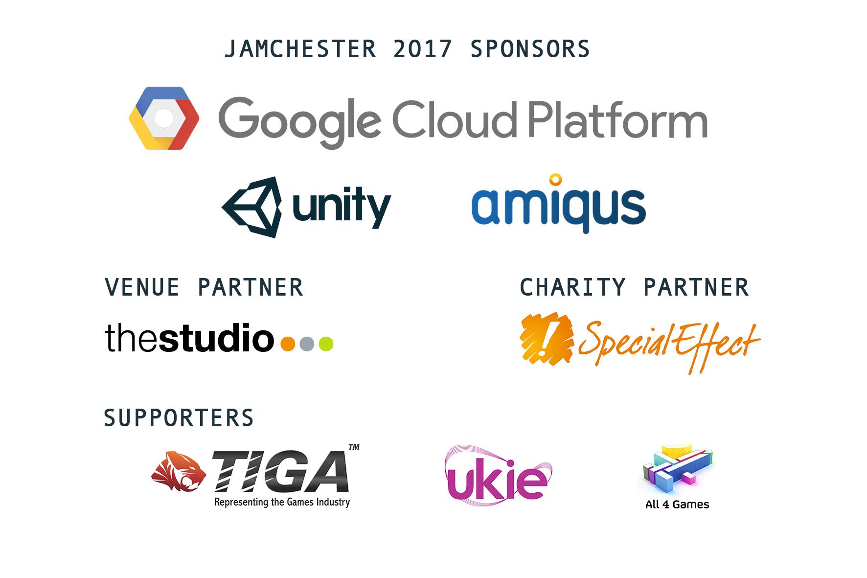 Jamchester Sponsor Logos 2017