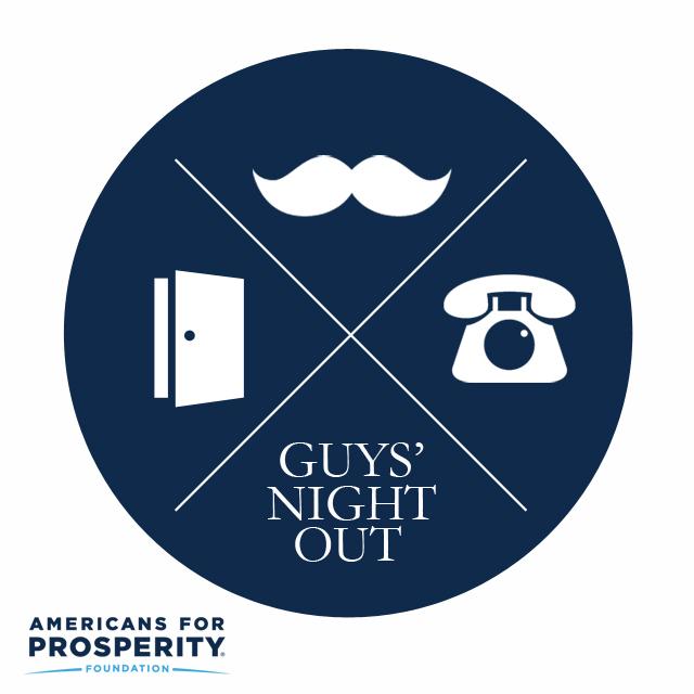 AFP Guys Night Out, Greenwood Village Logo