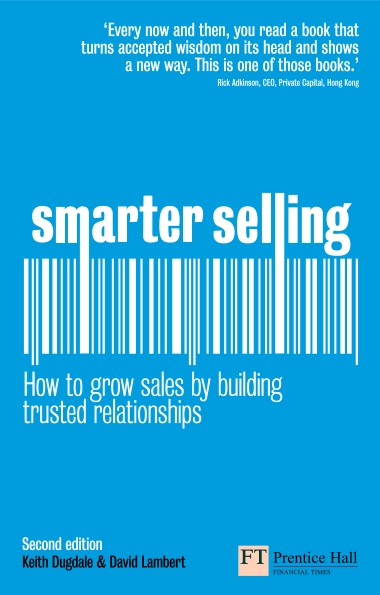 Smarter Selling Book Cover
