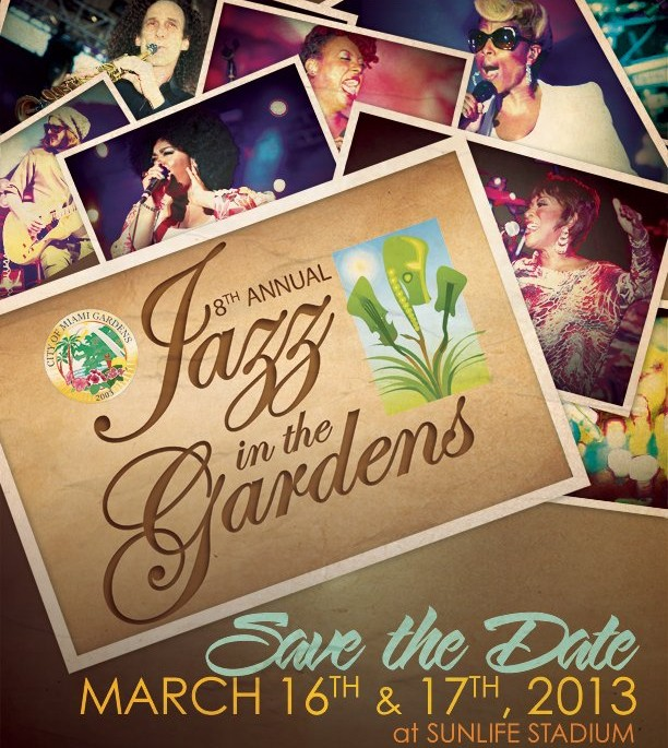 Jazz In The Gardens 2013 Tickets Sat Mar 16 2013 At 1