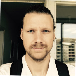 The UX Conference speaker Andreas Olsson