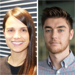 The UX Conference Sep 2018 speakers Caterina Bellavite & Sean McHarg