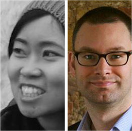 The UX Conference Sep 2018 speakers Chris Matthews & Enrica Wong