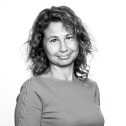 The UX Conference speaker Mounia Lalmas-Roelleke