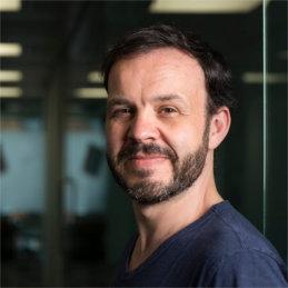 The UX Conference speaker Richard Banks