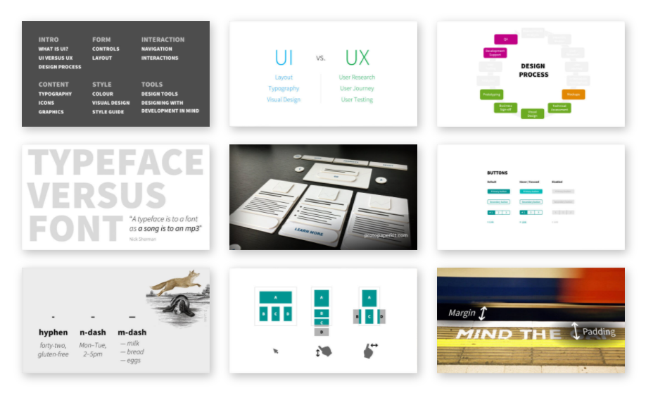The School of UX: Designing Pixel-Perfect UI course