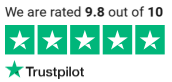 The School of UX TrustPilot rating