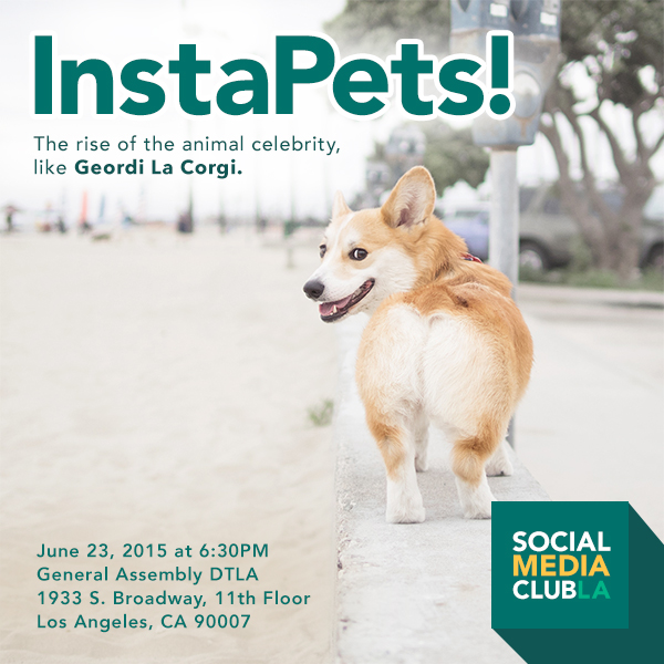 Instapets presented by SMCLA
