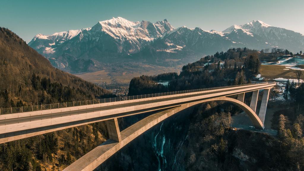 swiss alps retreat