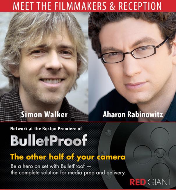 Aharon Rabinowitz and Simon Walker at July 18th BOSCPUG