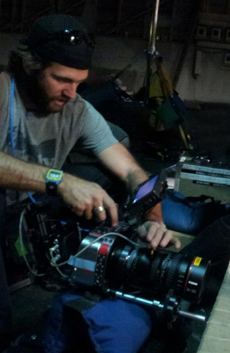 Cinematographer Bradley Stonesifer
