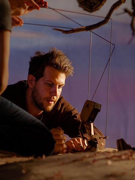 Director Joseph Oxford