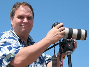 Filmmaker Stuart Cummings