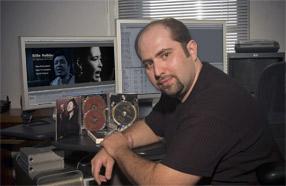 Filmmaker Yan Shvalb