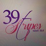 39 Stripes Logo