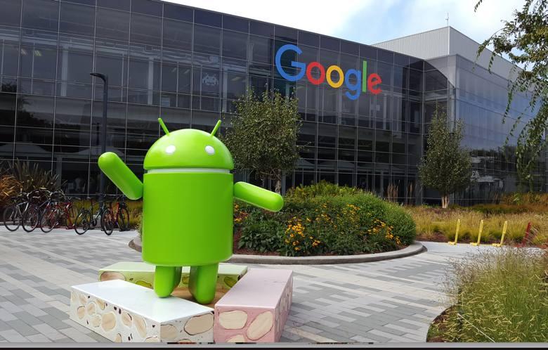 Google Campus Googleplex