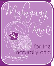Mahogany Knots