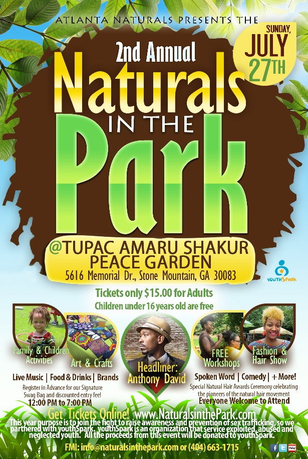 Naturals in the Park Festival 2014